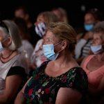 Publiczność podczas spotkania zGabrielą Muskałą wramach 15. DWF
