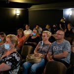 Publiczność podczas spotkania zKaroliną Bruchnicką wramach 15. DWF