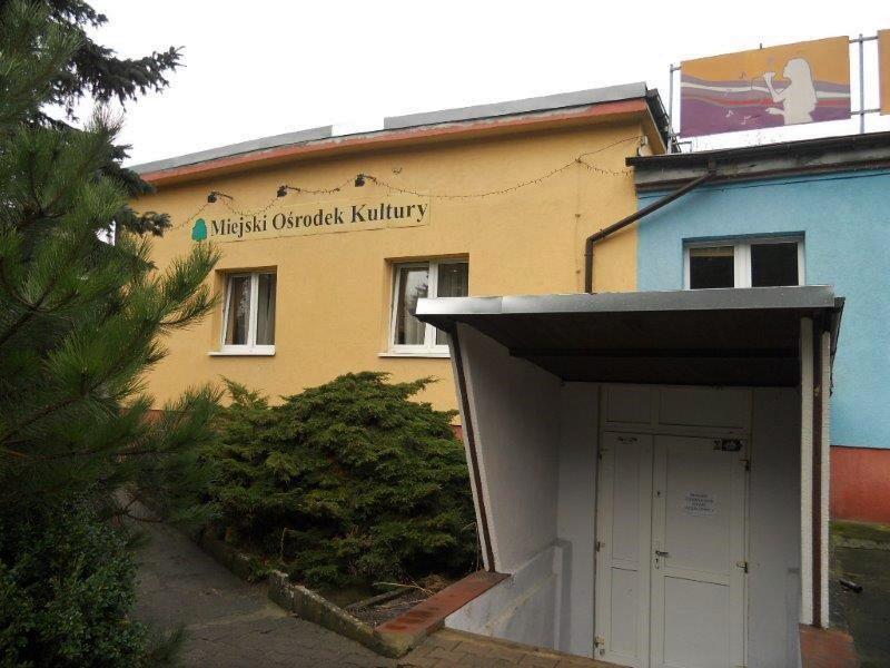 Budynek Miejskiego Ośrodka Kultury w Szczecinie